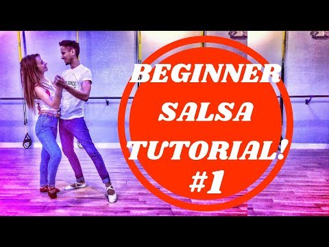Learn How To Dance Salsa for Beginners! Easy Turn Pattern: Combo #1