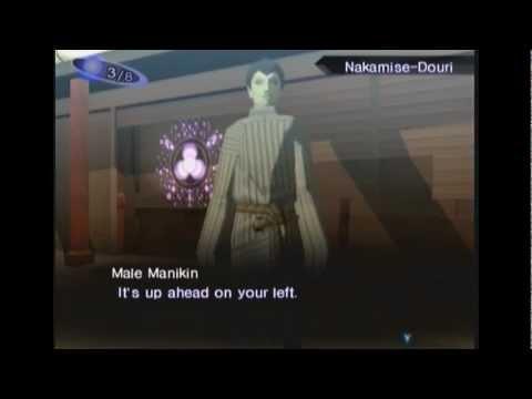 Let's Play Shin Megami Tensei Nocturne - Part 47 - Back to Yoyogi Park