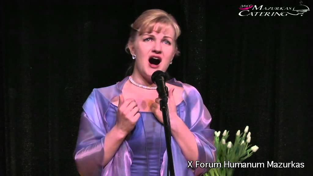 X Forum Humanum Mazurkas- Natalia Kovalenko -