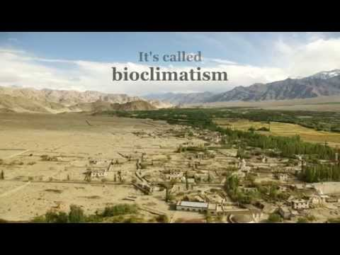 Bioclimatism in central Asia