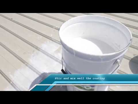 Cool Roof Technology - ThermoCool Thermal Insulation Paint Coating