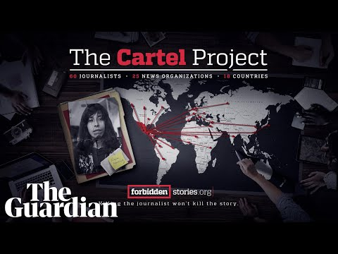 'Killing the journalist won't kill the story': reporters launch Mexican cartels project