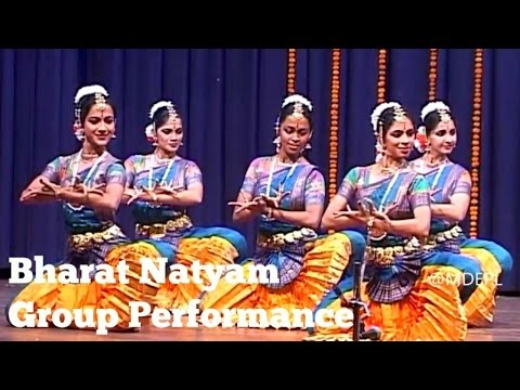 Vaibhav Arekar - Bharat Natyam Dance Group | Indian Classical Dance Forms