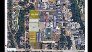 Wildcat Stadium Parking 2017