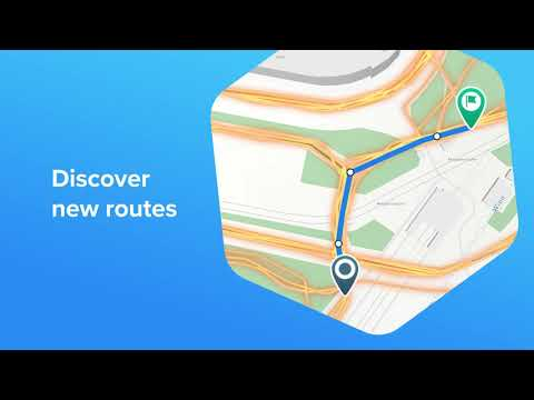 The Bikemap Android App