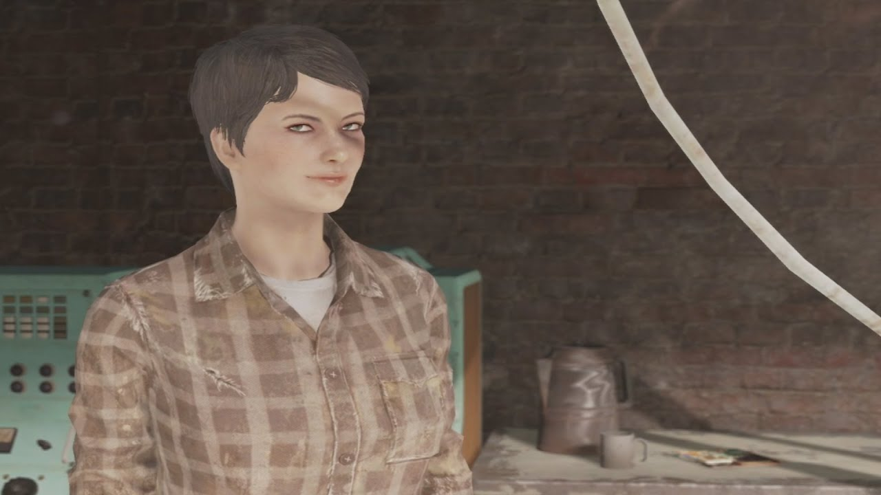 fallout 4 curie to human