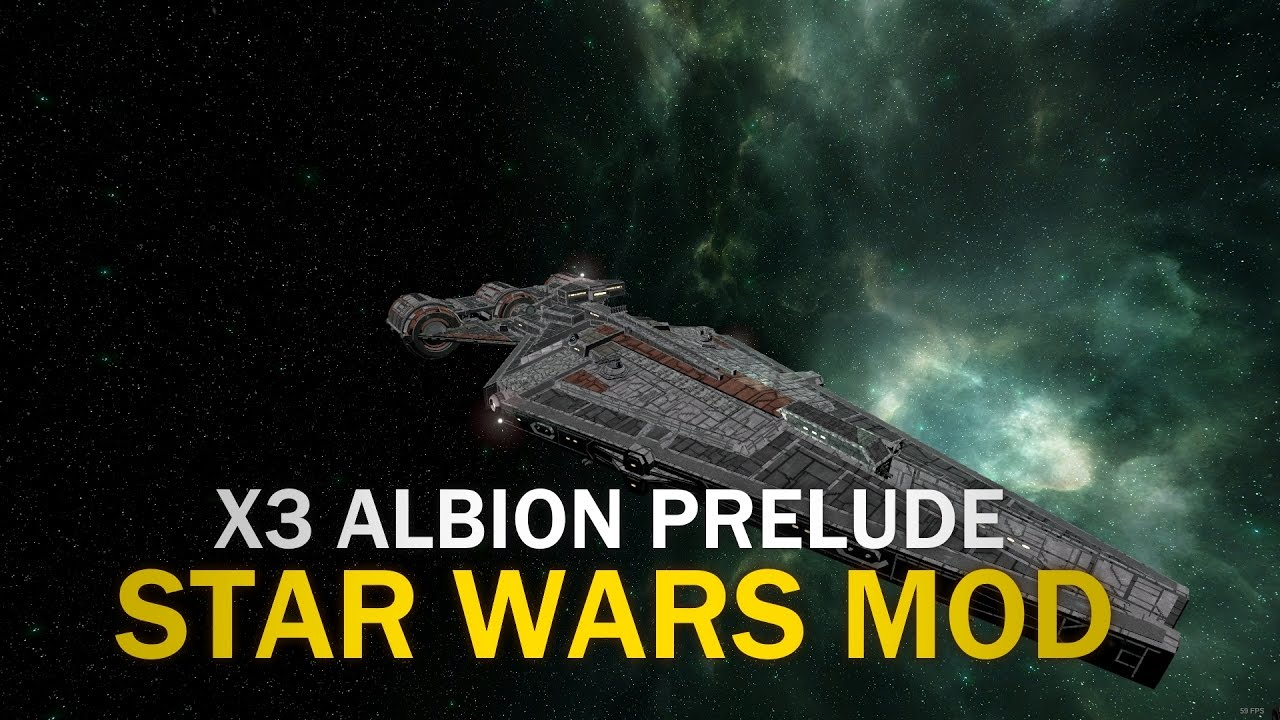 X3ap Star Wars Mod Rebel Alliance Episode 11 Arquitens Class