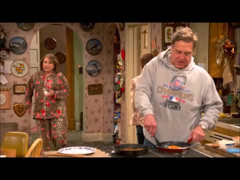 Roseanne Revival Reboot Season 10 - All New Footage