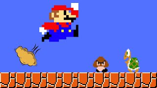 If Mario Farted When he Jumped