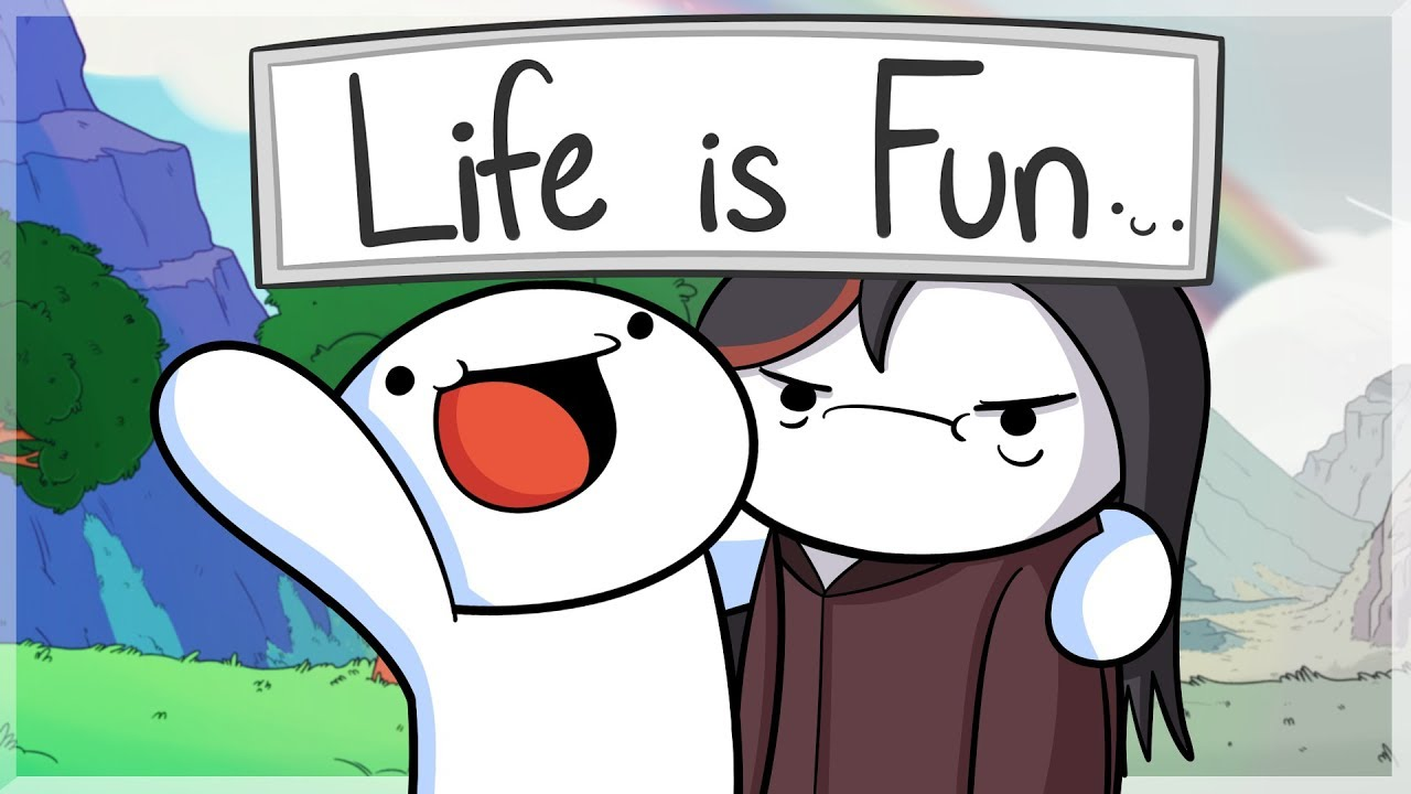 Life is Fun  Ft Boyinaband Official Music Video