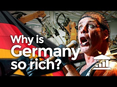 Why is GERMANY such an INDUSTRIAL LEADER? – VisualPolitik EN