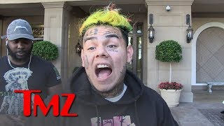 Tekashi69 Says His Crew Did Not Fire a Shot at Chief Keef   TMZ
