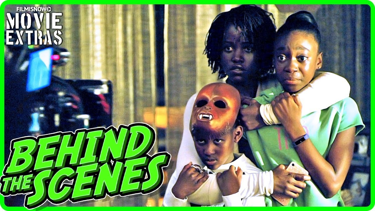 US (2019) | Behind the Scenes of Jordan Peele Movie