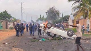 Le Burundi pointé du doigt par l'ONU