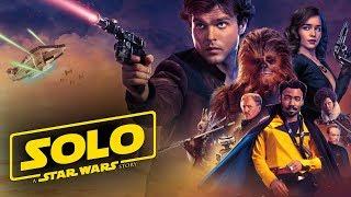 Как Star Wars превращают в помойку. Хан Соло: Звёздные Войны. Истории - это точно Рон Ховард снимал?