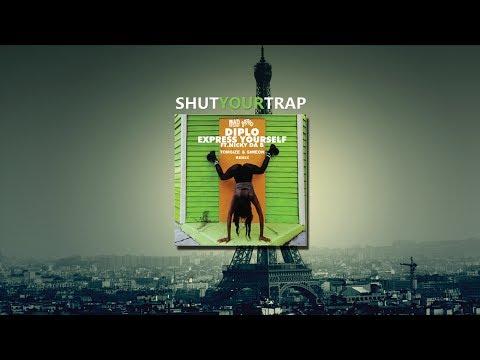 Diplo ft Nicky Da B  Express Yourself Tomsize & Simeon Remix