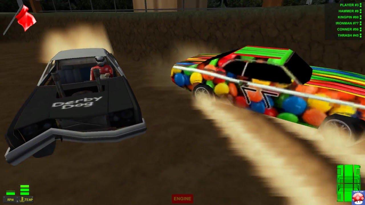 Demolition Derby 2 Games Apps Download For PC Windows 7,8
