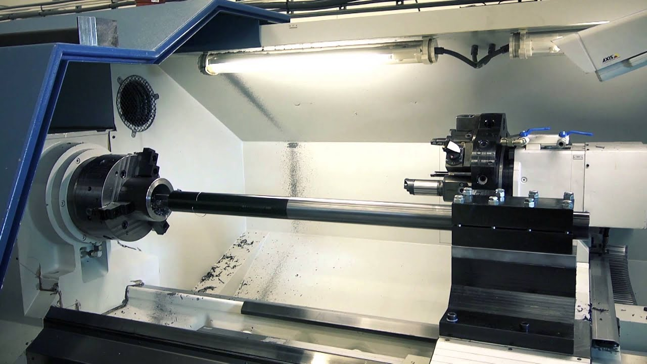 Silent tools - Dampened tools for long overhang machining by Sandvik  Coromant