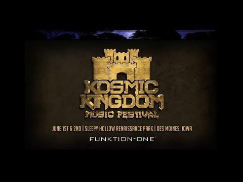 Kosmic Kingdom Music Festival 2018 Announcement Trailer