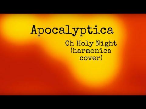 O Holy Night Harmonica - Christmas Music