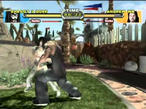 Backyard Wrestling 2 Xbox Gameplay - YouTube