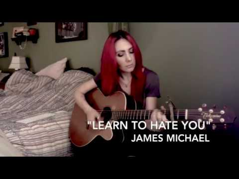 "Melissa Harding covering ""Learn To Hate You"" by James Michael for #StrutterSongSaturdays!"