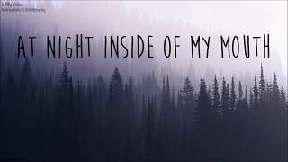 In My Veins - Andrew Belle Ft. Erin Mccarley {LYRICS}