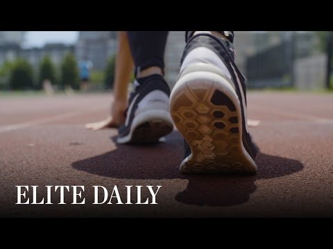 How To Burn Calories Like An Olympic Athlete [Body & Mind]