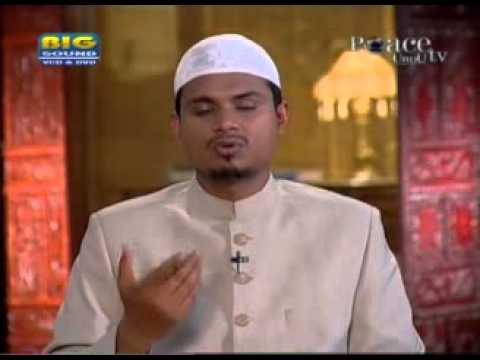 DAROOD SHAREEF BY SHAIKH SANAULLAH MADANI—PEACE TV (URDU)