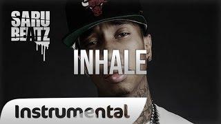 "Tyga YG Style Club Beat Rap Instrumental "" Inhale "" - SaruBeatz"