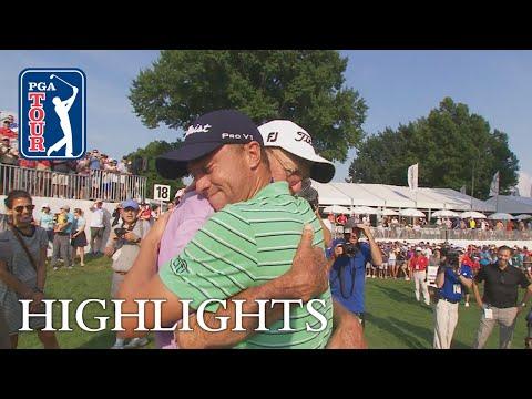 Justin Thomas' highlights | Round 4 | Bridgestone 2018