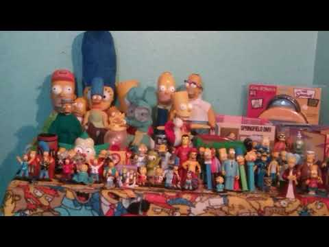 Ahoyhoy there,  fellow youtuberinos! All of my Simpsons toys