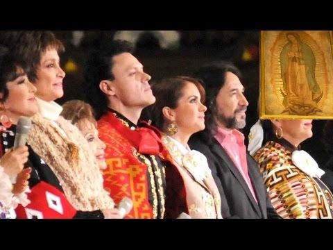 Las Mañanitas a la Virgen de Guadalupe - EN VIVO en la Basilica - Ayer 12 de Diciembre 2015