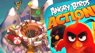 Brand New Piggy Island On Angry Birds Action - Angry Birds Movie Game Piggy Island Levels 1 - 6(IOS)