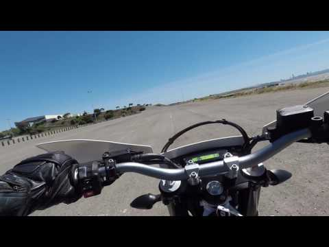 Husqvarna 701 Supermoto Tour of Berkeley