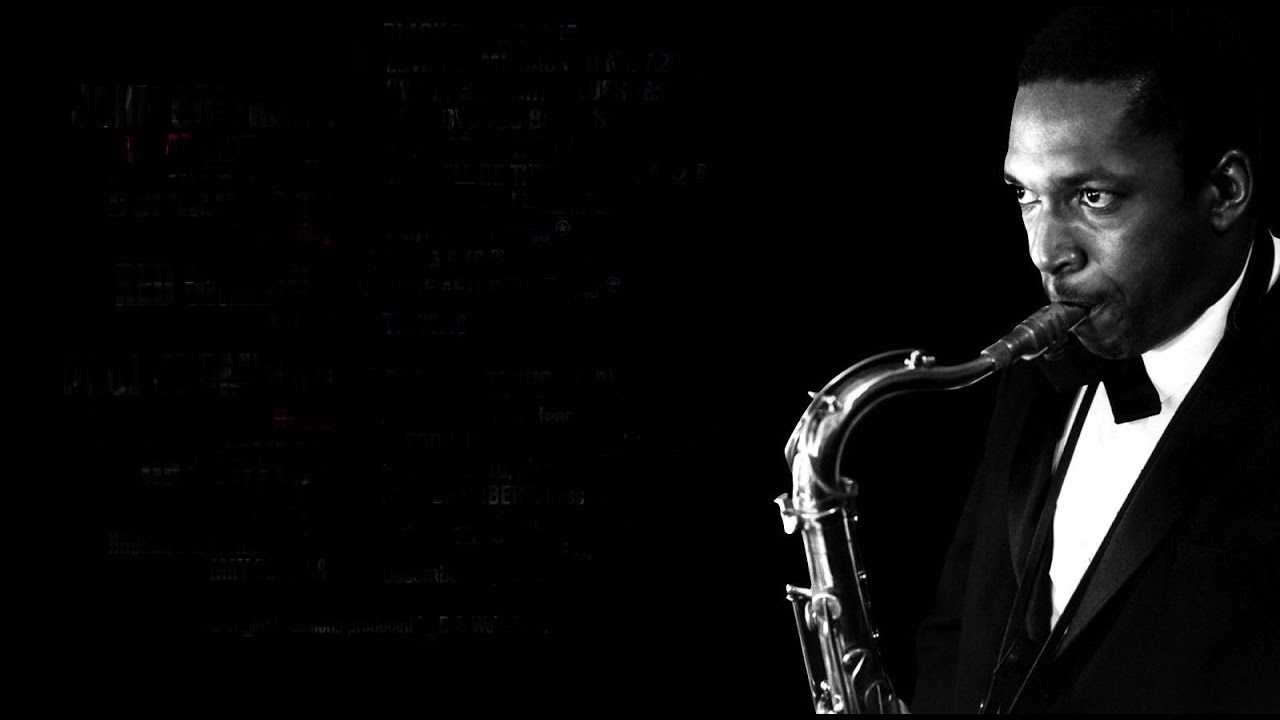 "John Coltrane, ""Blues to Elvin"", album Coltrane plays the ..."