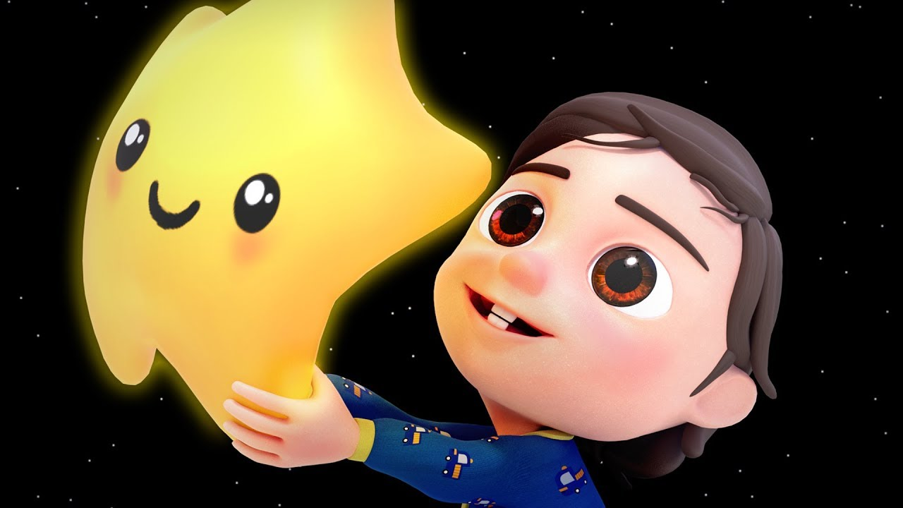 Twinkle Twinkle Little Star Ragyogj, Ragyogj, Kis Csillag - Baba altató zene