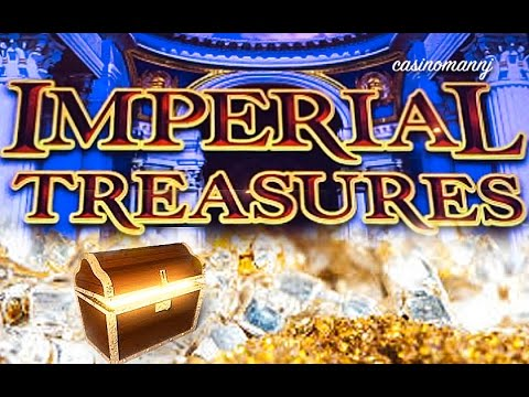 Imperial Treasures Slot Machine