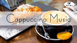 Sweet Cappuccino 따뜻한 커피를 즐기고 최고의 음악 듣기
