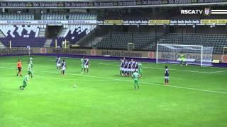 Friendly game : RSCA 4-1 FC Dordrecht