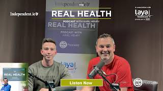 Real Health Podcast: Nutrition for performance from Mayo footballer, Evan Regan