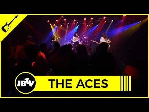 The Aces - Baby Who | Live @ JBTV