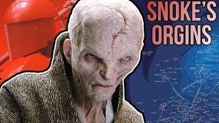 Snoke 39 S Origins And Motivations Facts And Theory Star Wars The Last Jedi Lore