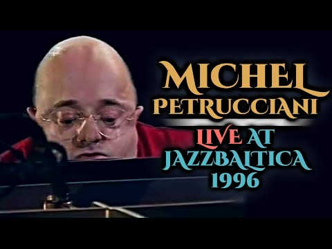 Michel Petrucciani Trio - JazzBaltica 1996