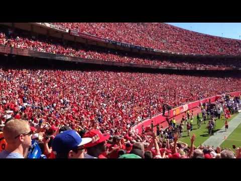 Touchdown Chiefs!