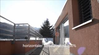 Testvideo Smoke Factory Spaceball II
