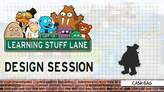 Learning Stuff Lane: Design Session - Cash Bag