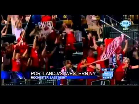 Portland Thorns win NWSL championship