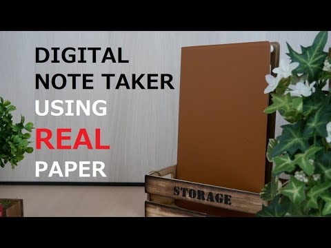 RoWrite 2 Digital Writing Pad with REAL PEN & PAPER Review