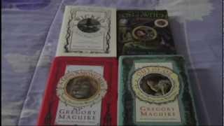 Bookshelf Tour 1